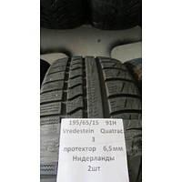 Зимние БУ шины Vredestein Quatrac 3 195/65 R15 91H
