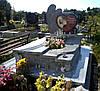 Пам'ятники с закордонного граніту