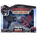 Как приручить дракона: набор из двух драконов «Битва Беззубика с красной смертью», фото 2