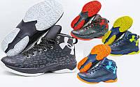 Мужские баскетбольные кроссовки Under Armour 8066 (обувь для баскетбола), 4 цвета: 41-45 размер, PU