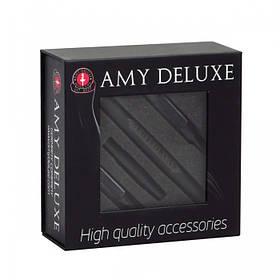 Шланг с алюминиевым мундштуком AMY Deluxe S238 SET черный