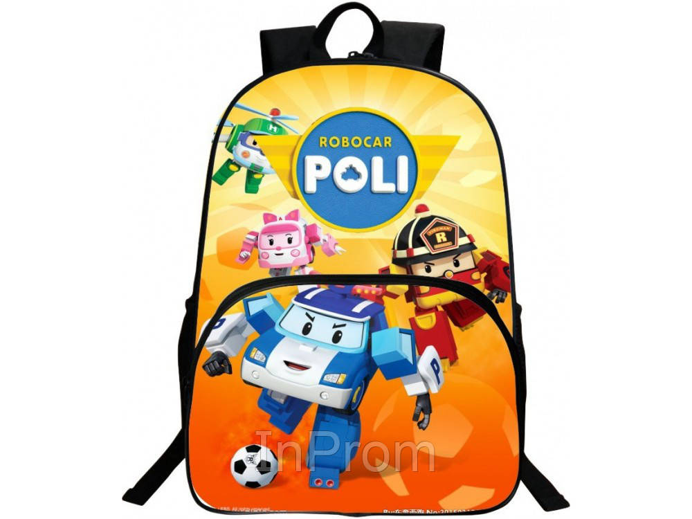 Рюкзак Robocar Poli RP25