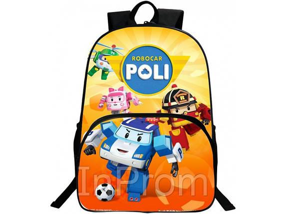 Рюкзак Robocar Poli RP25, фото 2