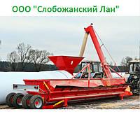 Перегрузчик зерна наземный БНП-12 КОВЧЕГ. Бункер наземный перегрузочный БНП-12 КОВЧЕГ