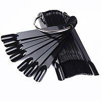 Палитра Веер черный 50 типс