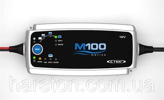 Морское зарядное устройство CTEK M100