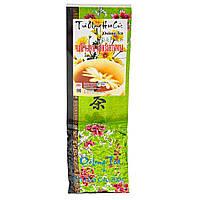 Вьетнамский Высокогорный натуральный  чай Oolong Tra с цветками Хризантем 200г (Вьетнам)