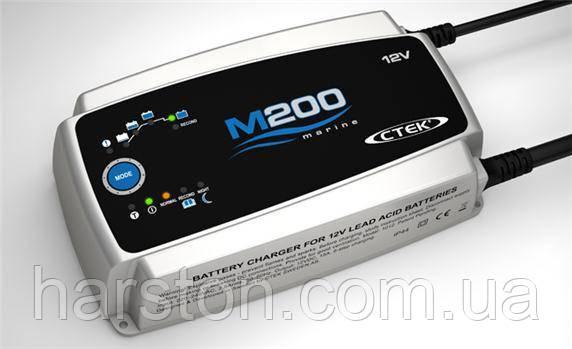 Морское зарядное устройство CTEK M200