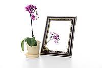 Зеркало в багете, зеркала настольные, зеркала настенные, зеркало с подставкой, 2915-33