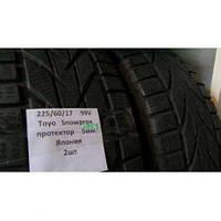 Зимние БУ шины Toyo Snowprox S953 225/60 R17 99V