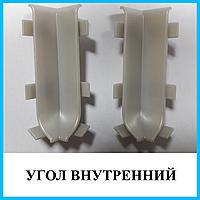 Внутренний угол к алюминиевому плинтусу ПА-7010