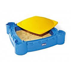 Песочница Замок с крышкой Chicco 30600