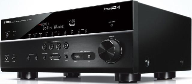 Yamaha RX-V683 Dolby Atmos 4K Ultra HD AV ресивер