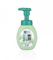 Hada Labo Лечебная пенка для проблемной кожи HADA LABO Gokujyun Hatomugi Foaming Face Wash 160ml