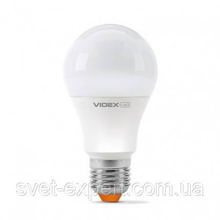 LED лампа VIDEX  A60e 12W E27 3000K 220V, фото 2