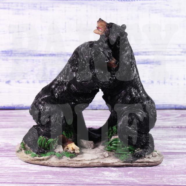 статуэтка медведи