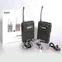 Беспроводной микрофон Boya BY-WM6