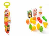 Игровой набор овощей в сетке Ecoiffier 951