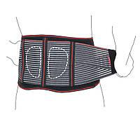 Пояс поддерживающий с почечными пелотами R3201 бандаж