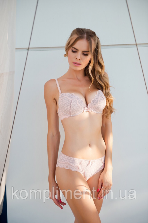 Роскошный  женского нижнего белья Lora iris 6440 розовый
