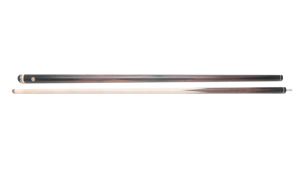 Кий Корона ромбы (граб-палисандр)