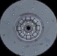 Диск сцепления ведомый на а/м ЗИЛ-130 (демпфер на пружинах)