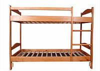 Деревянная кровать 2-ярусная  разборная 1900*800