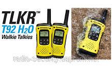 Радиостанция портативная Motorola TLKR T92 H2O (пара)