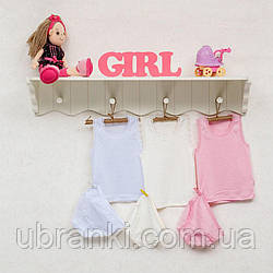 Комплект майка с трусиками для девочки