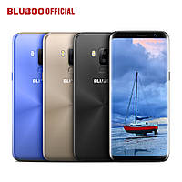 "Смартфон Bluboo S8 3/32Gb, 13/5Мп, экран 5.7"" IPS, 2sim, 4G, 8 ядер, GPS, 3450mAh, Android 7.0, фото 1"