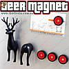 """Магнит на холодильник - """"Deer Magnet"""""""
