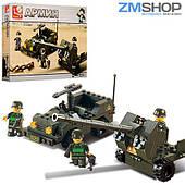 Конструктор Армия (аналог Lego)