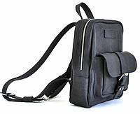 """Рюкзак """"Pocket"""" ручної роботи, натуральна шкіра, портфель жіночий, женский рюкзак"""