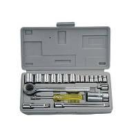 Набор ключей и насадок торцевых Sigma Grad 6003055 20 предметов