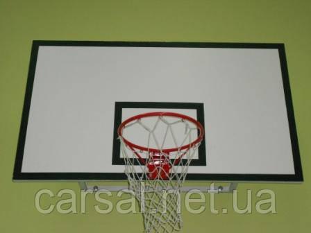 Щит баскетбольный игровой с фанеры