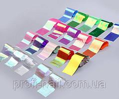 Фольга для дизайна Битое стекло 20 шт