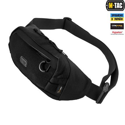 M-Tac сумка Waist Bag Elite Black, фото 2