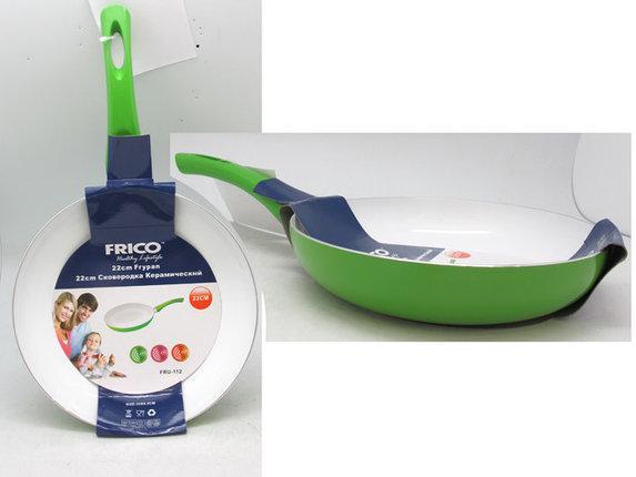 Сковорода Frico Fru-114 с керамическим покрытием