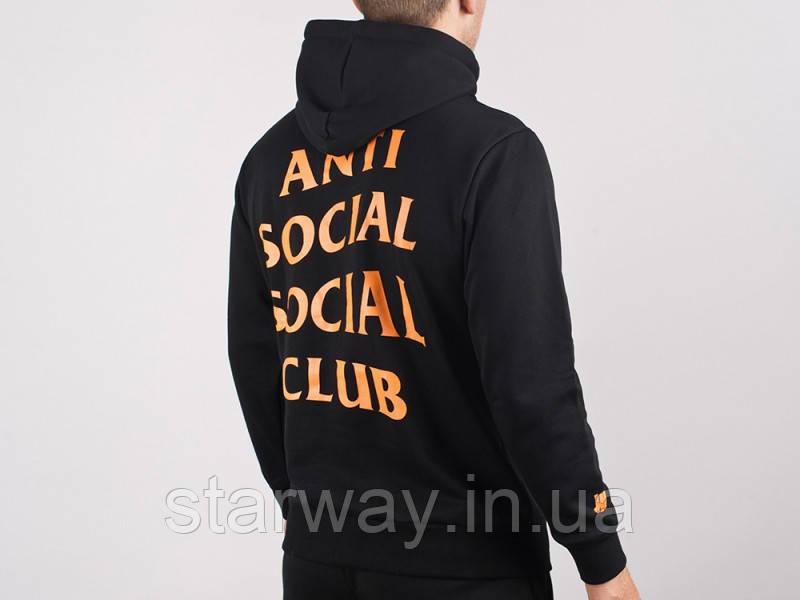 Толстовка с принтом A.S.S.C. Paranoid | Худи Anti Social social club