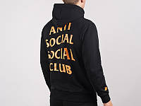 Толстовка с принтом A.S.S.C. Paranoid | Худи Anti Social social club, фото 1