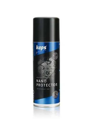 Kaps пропитка для обуви Nano Protector спрей 200мл, фото 2