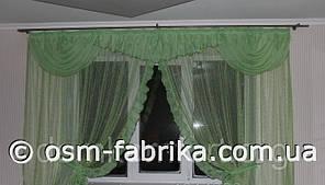 Кухонная занавеска на окно оптом и в розницу