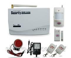 GSM сигнализация для дома GSM801