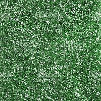 Глиттер зеленый Disko