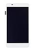 Оригинальный дисплей (модуль) + тачскрин (сенсор) для WileyFox Spark X (белый цвет)