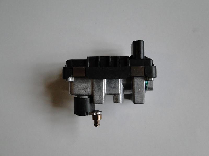 Электронный блок турбины Garrett AM.GTB1749VKE-3, HELLA 6NW009550, 767649, ПРОШИВКА G-59