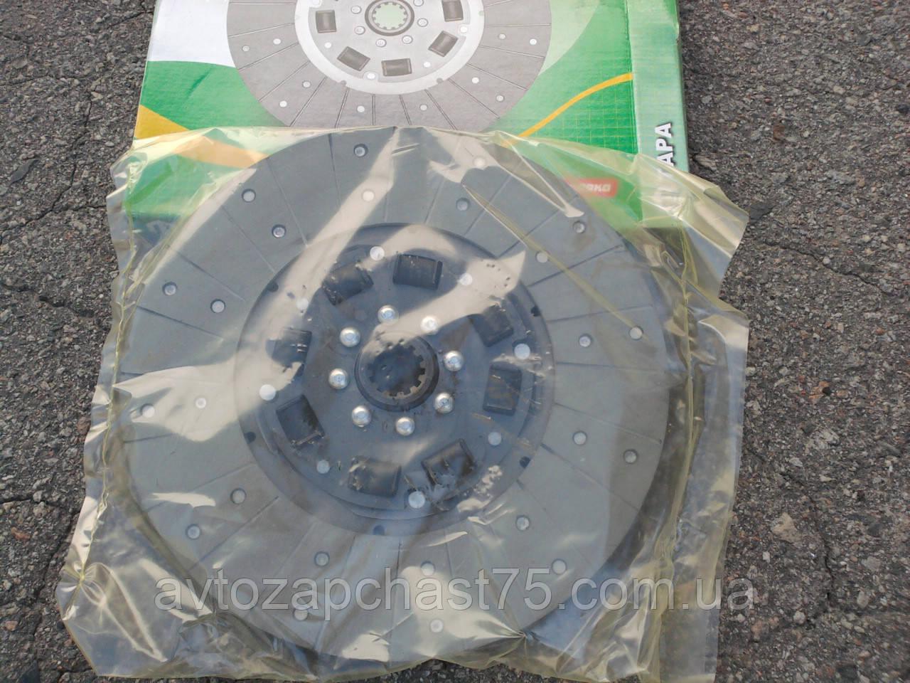 Диск сцепления МТЗ 80, 82, усиленный на пружинках (производитель Тара, Украина)