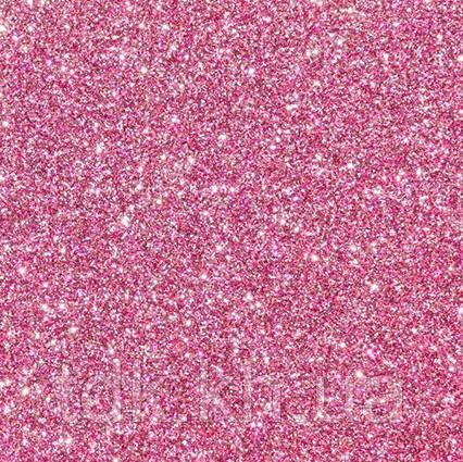 Глиттер розовый Disko