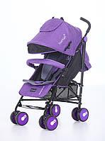 Коляска трость Viva Kids Hardnut Lux фиолетовая