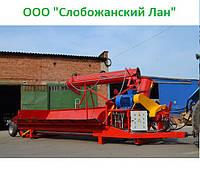 Перегрузчик зерна наземный электрический БНП-12/Е. Бункер наземный перегрузочный БНП-12 Э (электр.) КОВЧЕГ